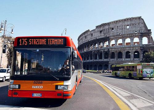nuovi autobus atac