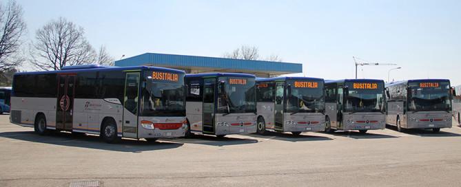 nuovi autobus mercedes intouro busitalia vallate, valtiberina foto arrivate comunicato 9 aprile 2015