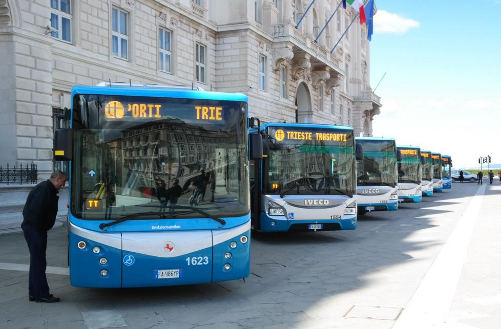 autobus trieste trasporti
