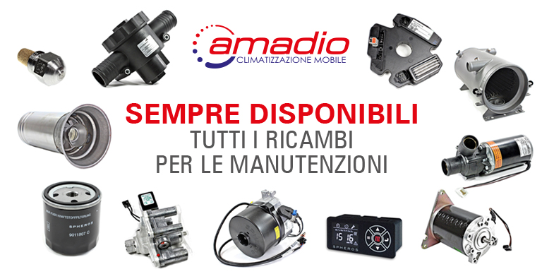 amadio spheros valeo thermal clima autobus