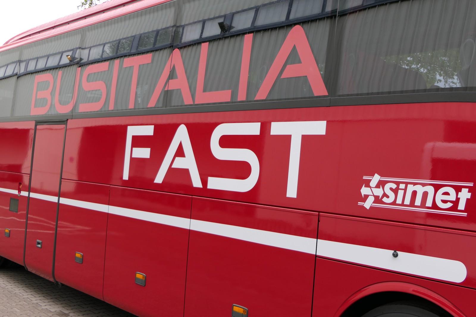 Busitalia Fast ed Isilines