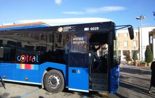 nuovi autobus Cotral