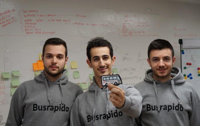 busrapido startup bus ibe 2018