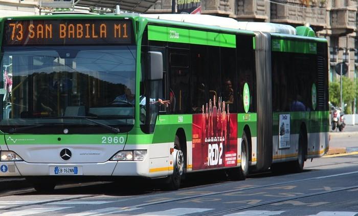 autobus atm milano gara - Atm Milano