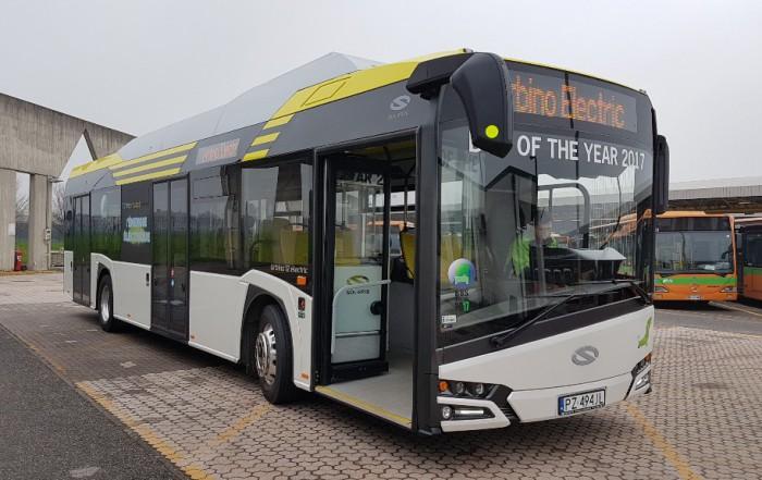 autobus elettrici