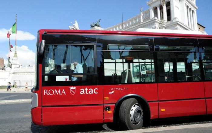 iveco urbanway - nuovi autobus Atac - Atac