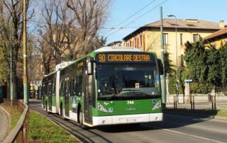 filobus milano
