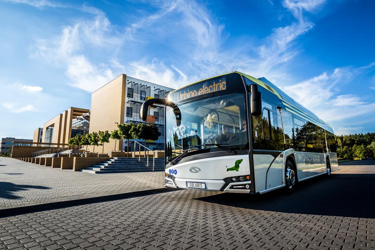 Autobus elettrici Solaris