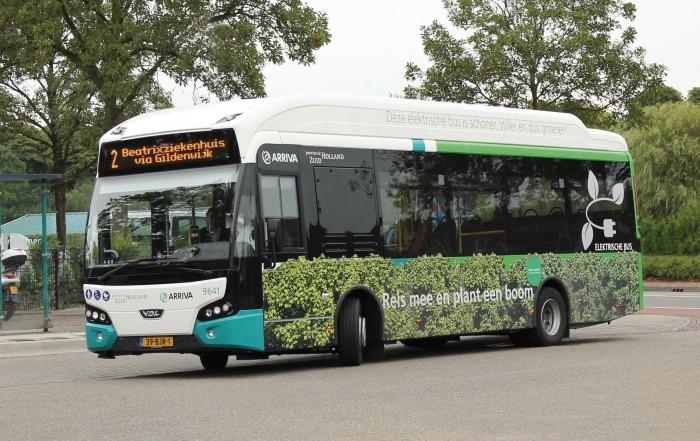 autobus elettrico vdl citea lle-99 electric
