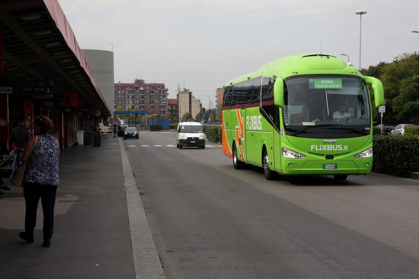 Milano per il terminal autobus di san donato rivoluzione for Arredamenti ballabio san donato milanese