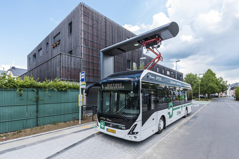 autobus elettrici Volvo 7900 Electric