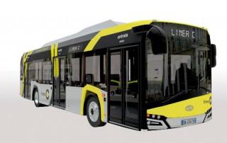 autobus elettrici linea c bergamo pensiline smart ATB