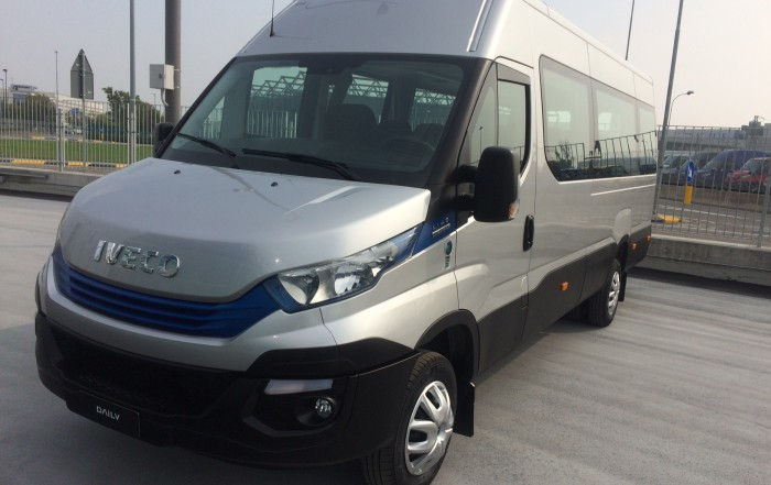 iveco daily natural power hi-matic