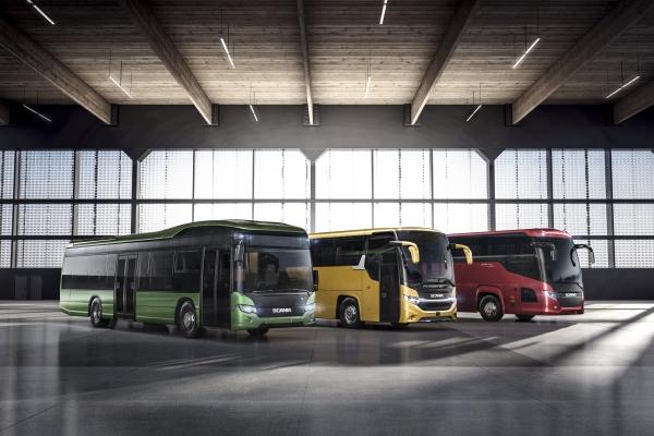 Scania Interlink Ld ibrido