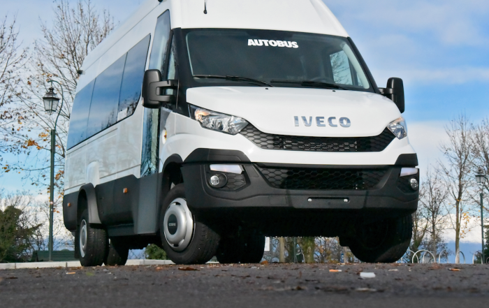 nuovo Iveco Daily