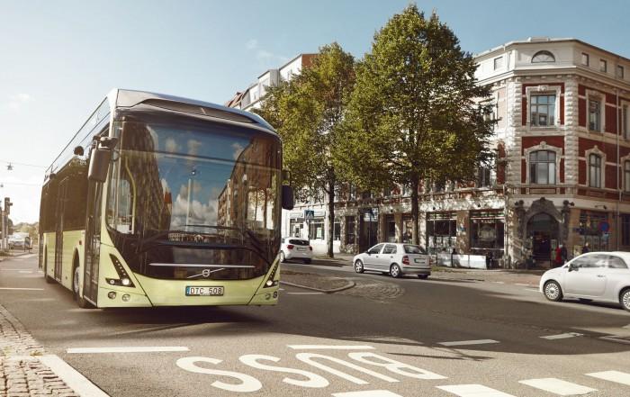 autobus elettrici Volvo - autobus elettrico bollorè bluebus bruxelles
