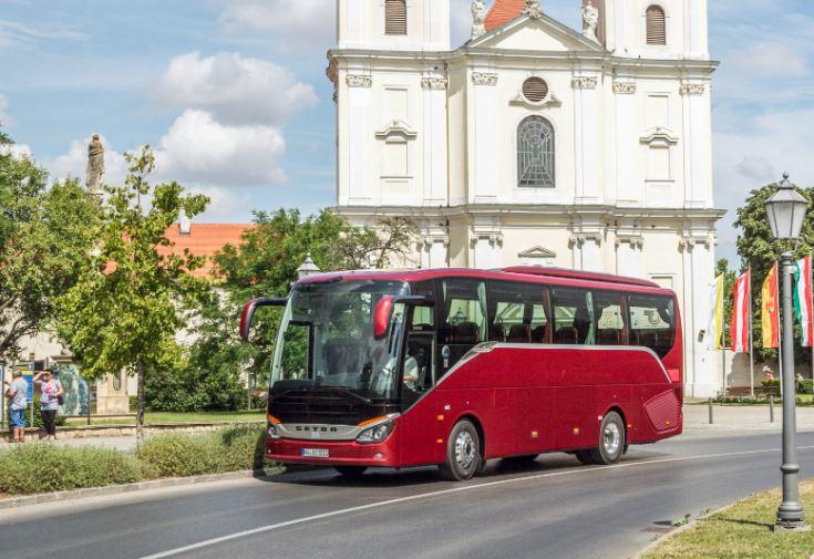 sustainable bus award 2018