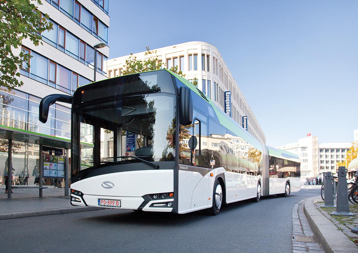 bus elettrici Solaris