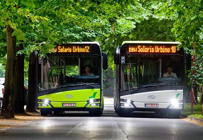 autobus solaris bus & coach urbino