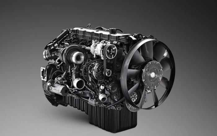i nuovi motori Scania
