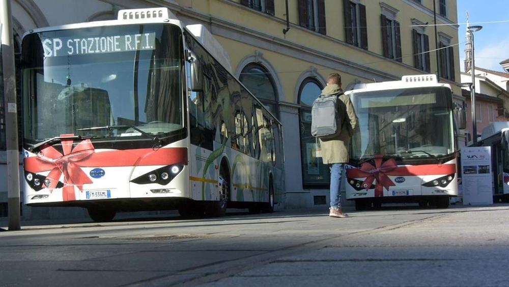 autobus elettrici byd novara