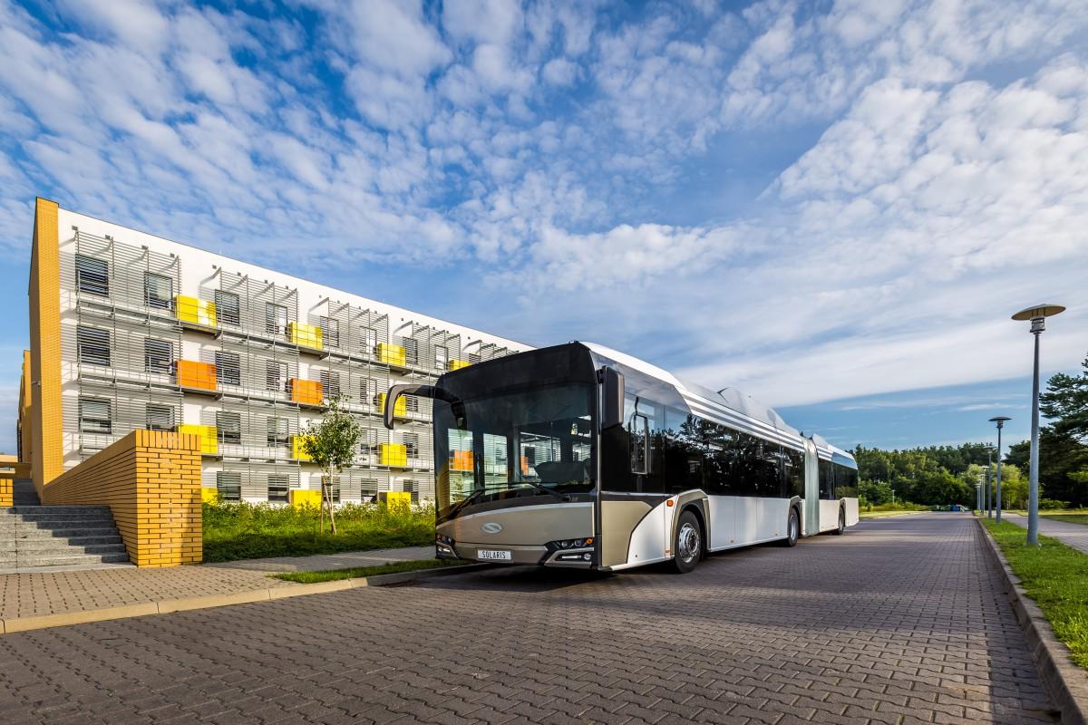 solaris urbino 18 electric autobus elettrico
