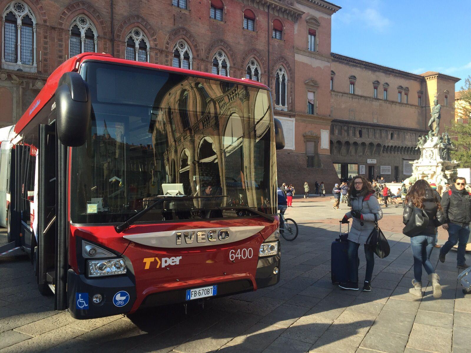 Patto di bologna bus in emilia romagna 600 bus nuovi entro il 2020 autobusweb la rivista del - Orari bus cesena bagno di romagna ...