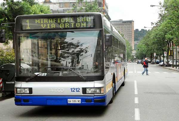 gtt piano industriale autobus