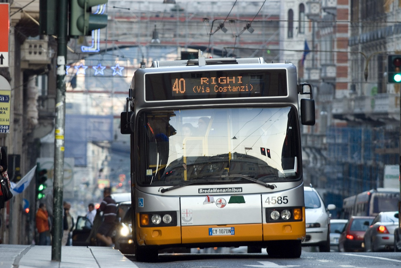 autobus genova amt