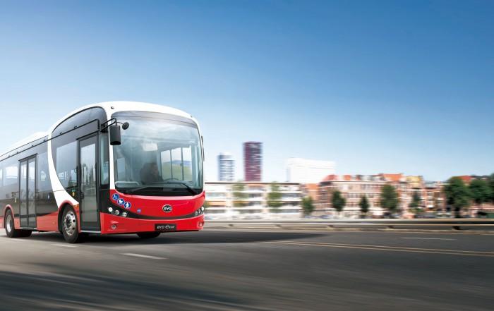 autobus elettrico midibus byd