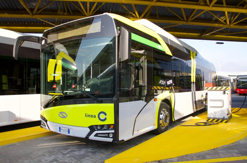 autobus solaris urbino electric atb bergamo