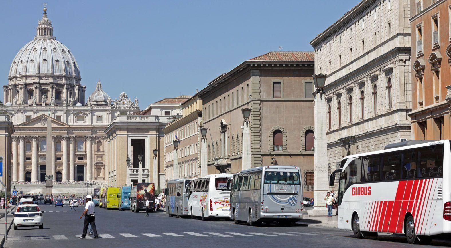 piano bus roma