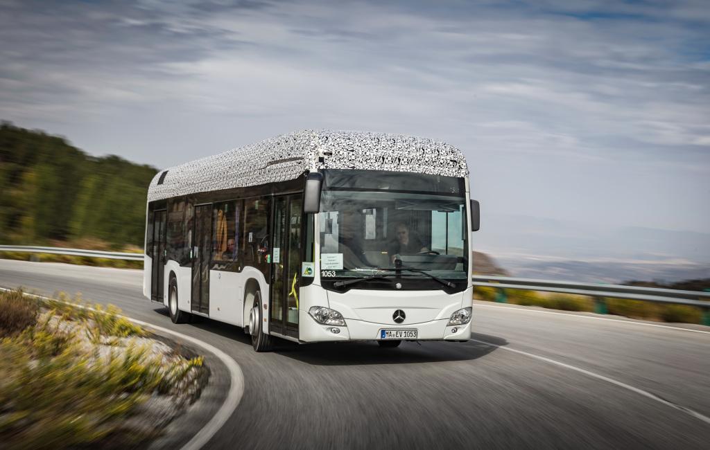 autobus elettrico mercedes citaro