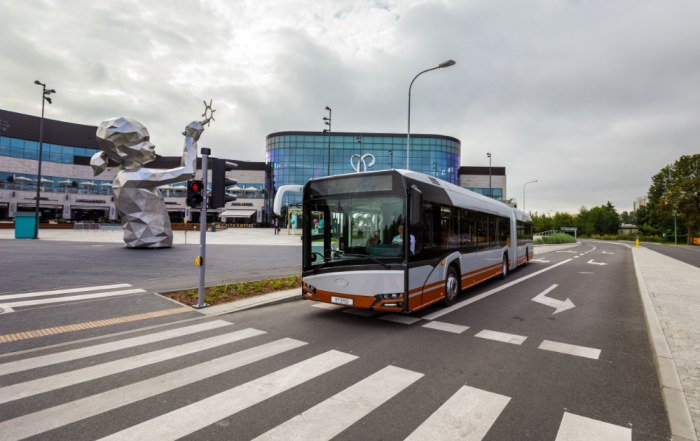 autobus solaris urbino ibrido