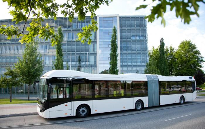 autobus ibrido volvo 7900