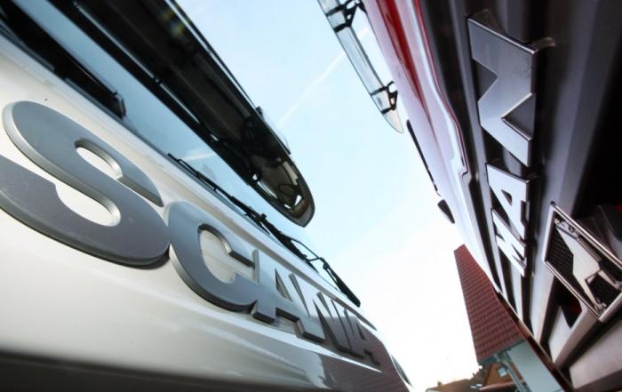 scania man volkswagen truck & bus