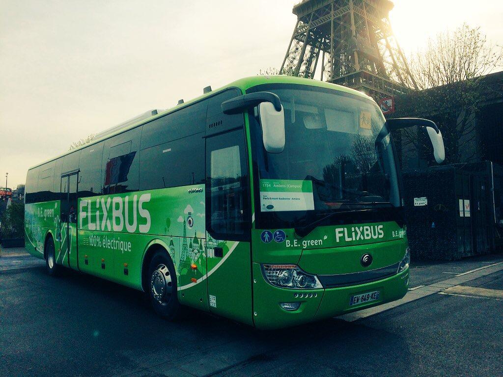 autobus elettrici Flixbus