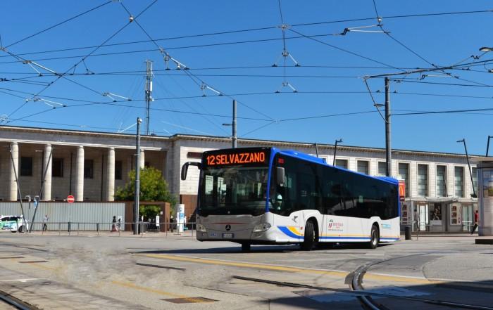 trasporto pubblico Padova