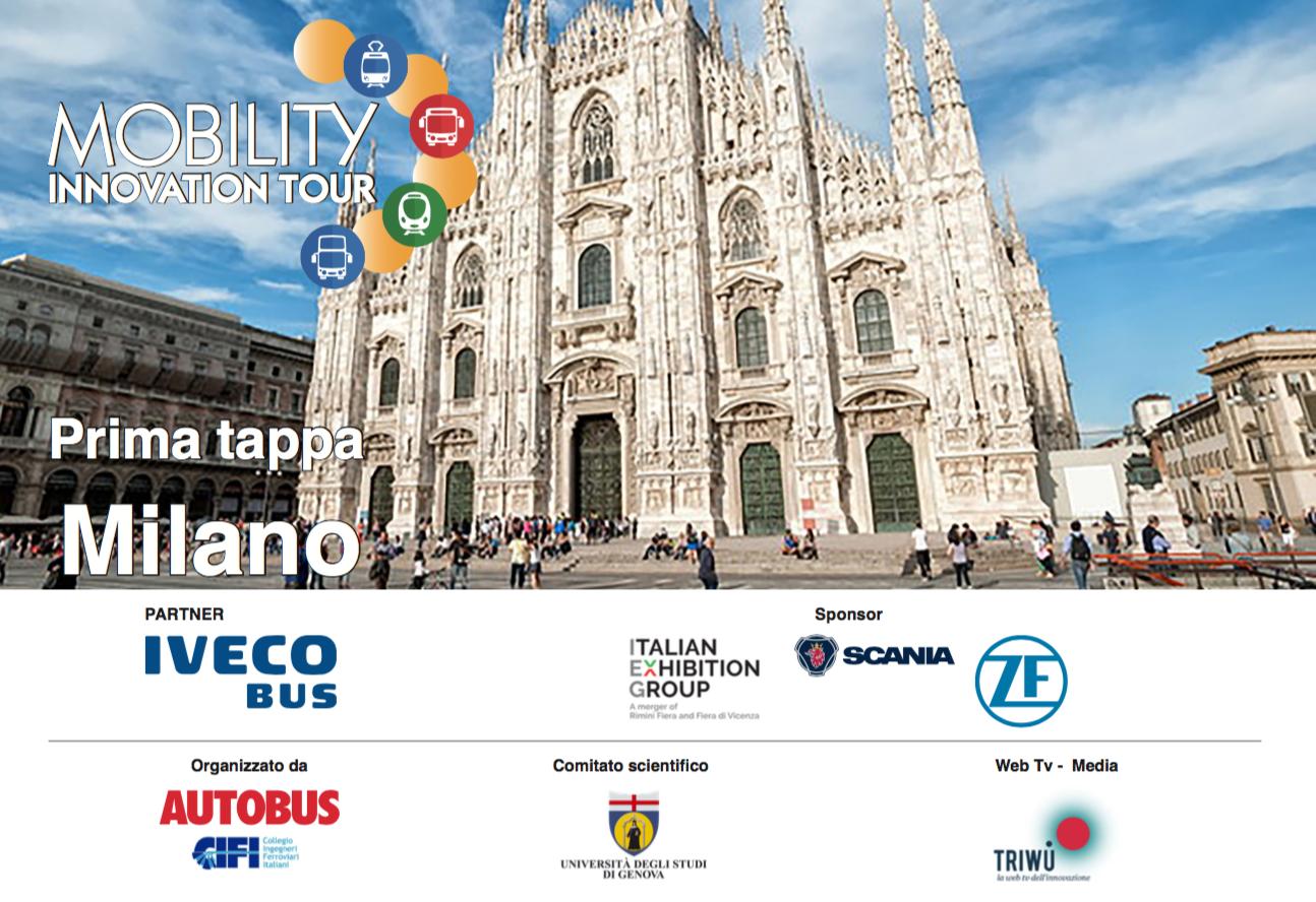 mobility innovation tour milano
