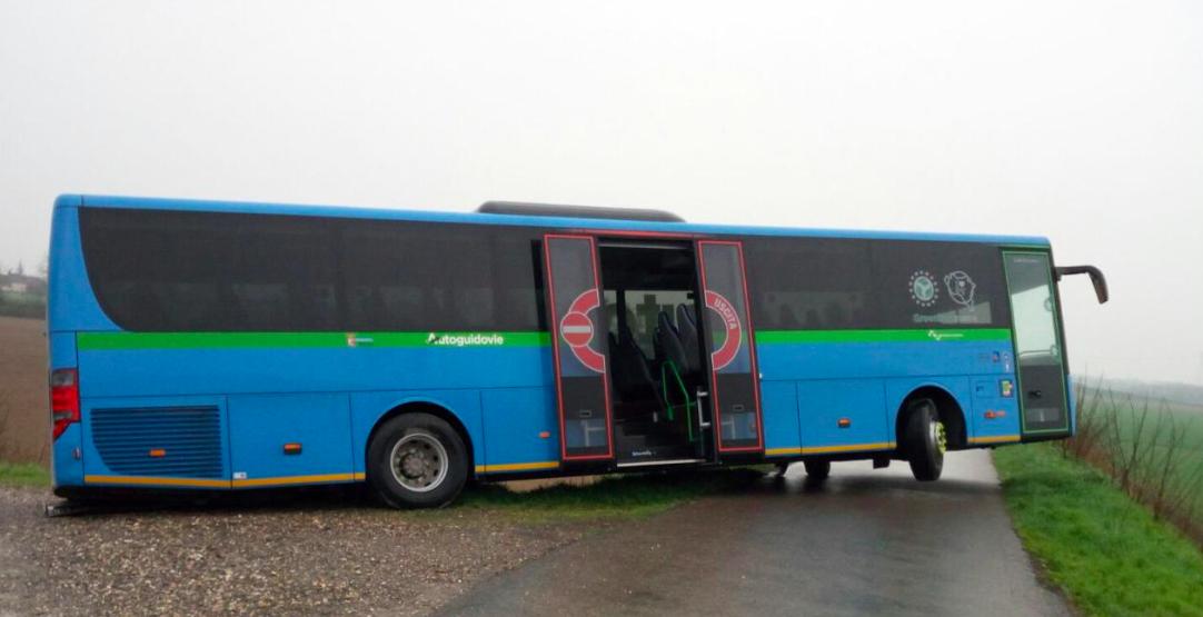 autobus autoguidovie incidente