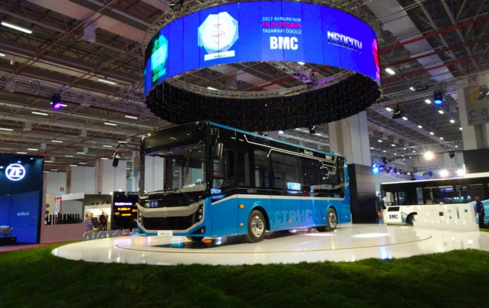 busworld turkey 2018