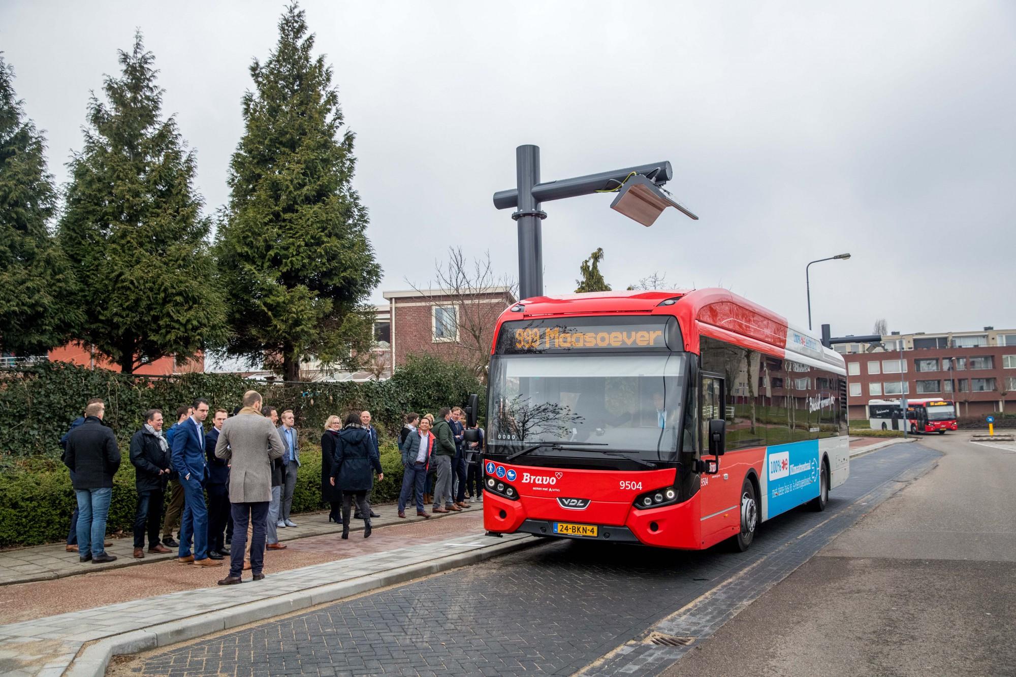 autobus elettrico vdl e-mobility