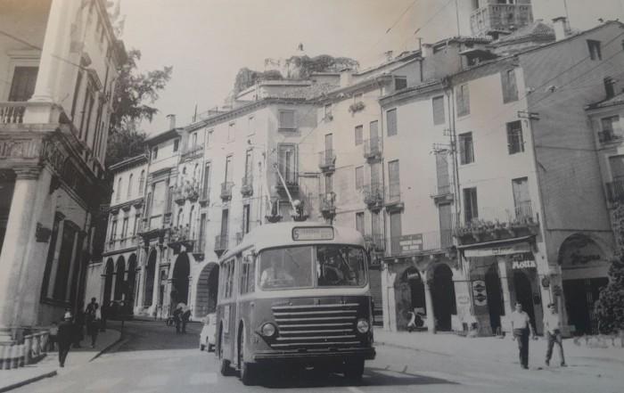 filobus a Vicenza