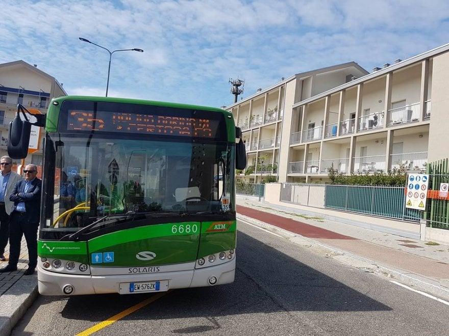 Trasporto pubblico a Milano
