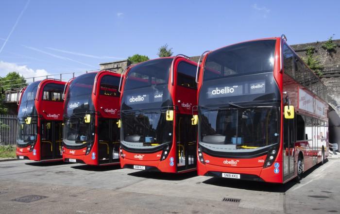autobus ibridi alexander dennis enviro400h
