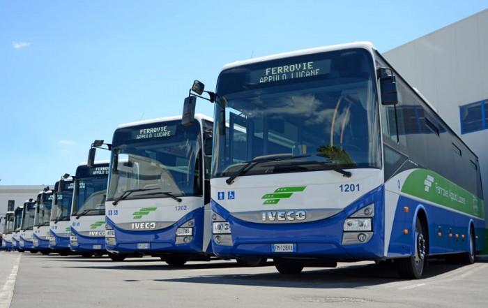 autobus iveco crossway Ferrovie Appulo Lucane