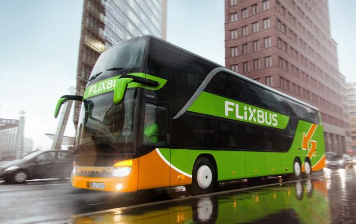 Flixbus sbarca negli Stati Uniti