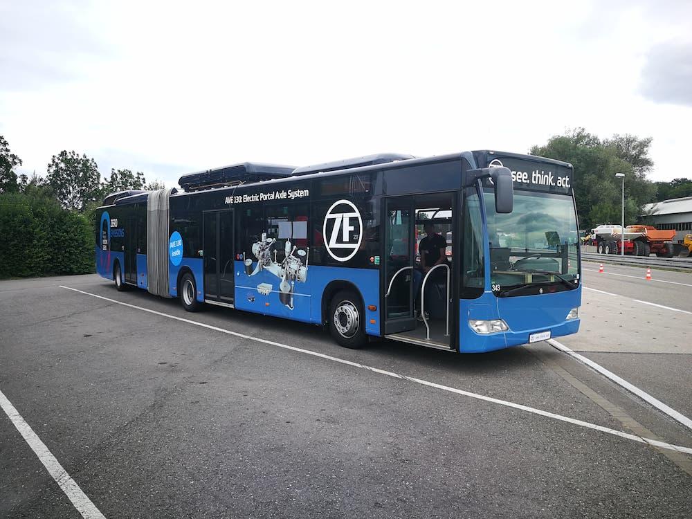 zf autobus elettrico ave130
