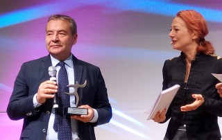 scarfone premio alla carriera talent in mobility transport publics 2018