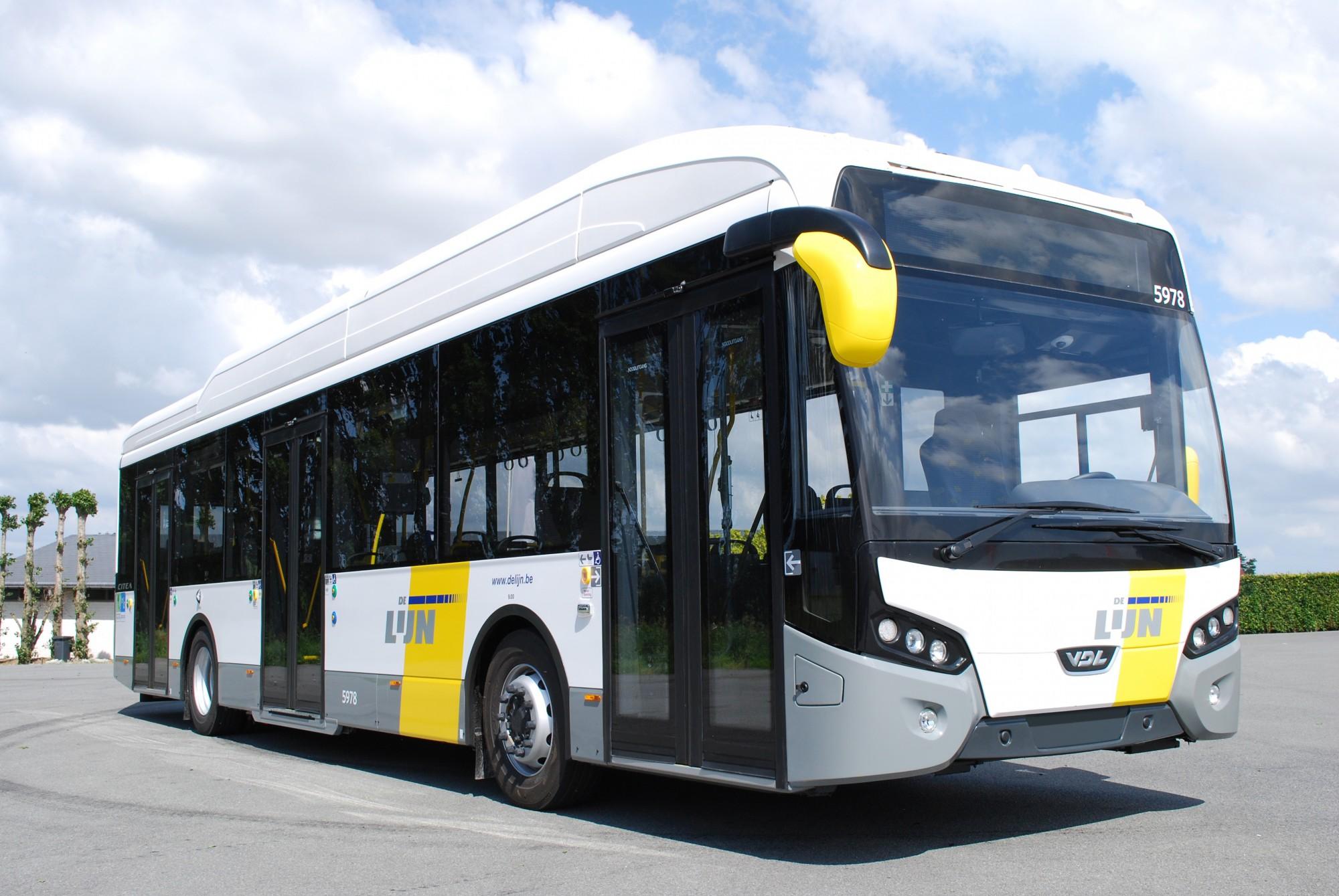 autobus ibridi Vdl